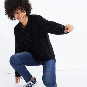 MADEWELL CASHMERE SWEATER - NEW